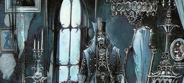Drácula, Pascal Croci: Elegía de los dioses muertos