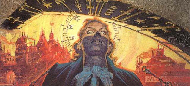 Las puertas de Anubis, Tim Powers: Las vueltas de la Historia