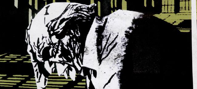 Viajero de gris, Carlos Trillo, Alberto Breccia: El viajero imaginario