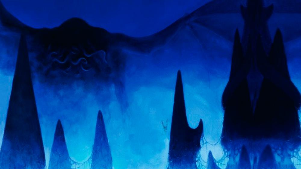 Nuevos cuentos de los Mitos de Cthulhu, Varios autores: El resplandor de algo inmenso
