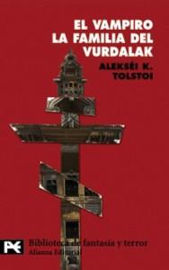 La familia del Vurdalak, Alekséi K. Tolstoi