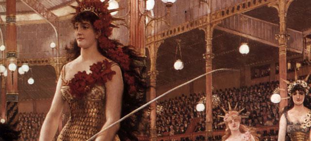 Lucifer Circus, Pilar Pedraza: El circo de los horrores de Pilar Pedraza