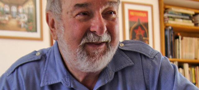 Entrevista a Roberto Innocenti, ilustrador (I)