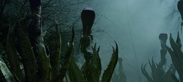 El día de los trífidos, John Wyndham: Los zombis son hijos de plantas carnívoras
