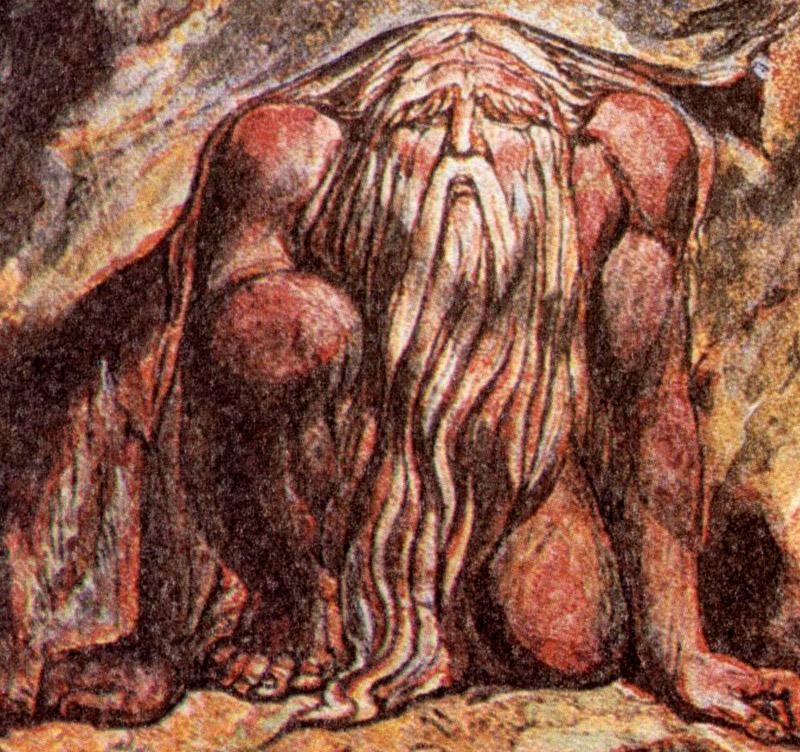 Un mundo arruinado. William Blake y el residuo