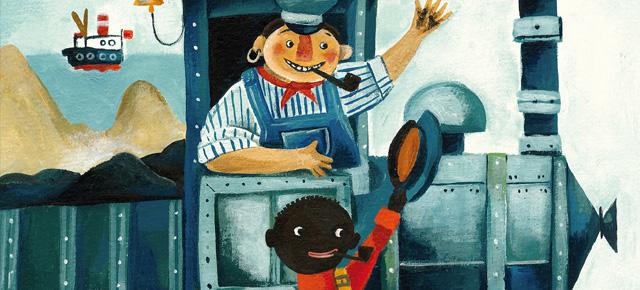 Jim Botón y Lucas el maquinista, Michael Ende: Fantasear es un juego de niños