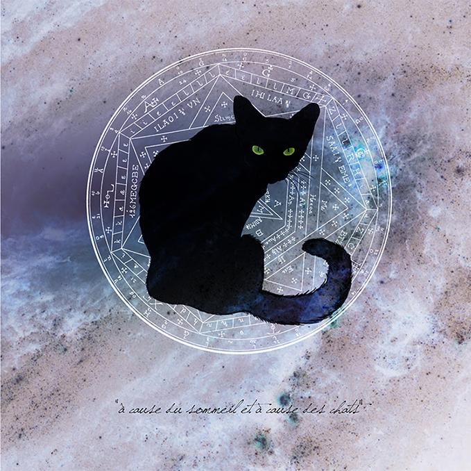 Gato de John Silence por Andrea Bere