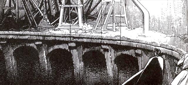La torre, Peeters/ Schuiten: La puerta del cielo