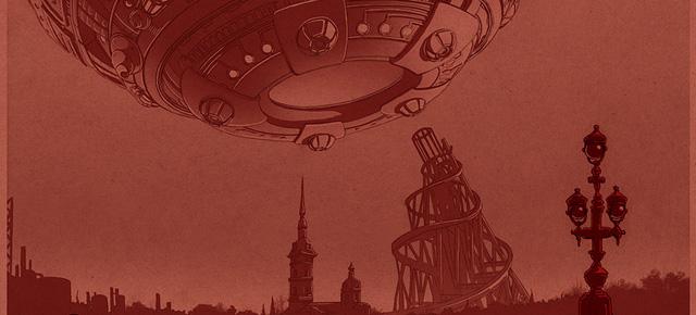 Estrella Roja, Alexander Bogdánov: ¡Todo el poder para los soviets de Marte!