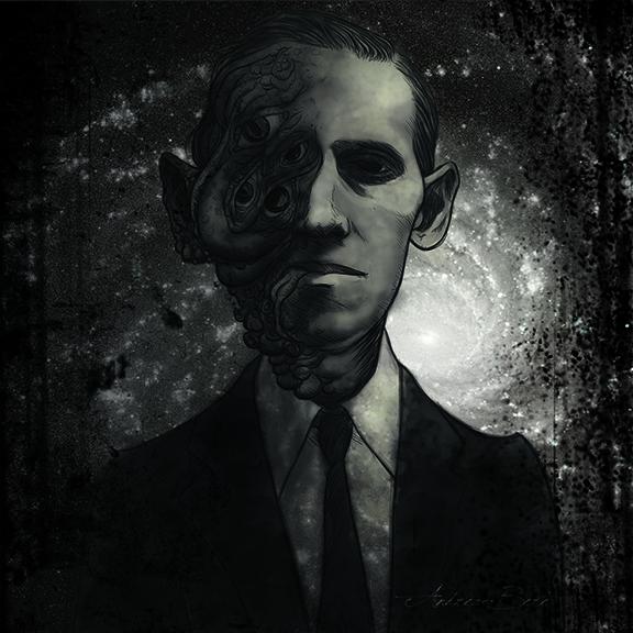 Lovecraft de Andrea Bere para Valdemar