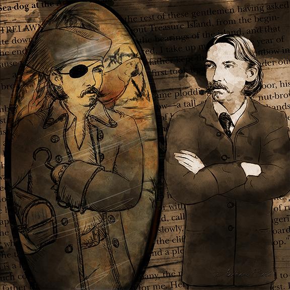 Robert Louis Stevenson Andrea Bere