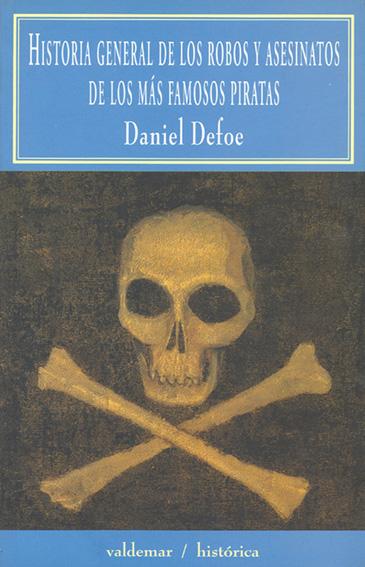 piratas daniel defoe valdemar