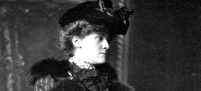 Relatos de fantasmas, Edith Wharton: Los espectros no temen la electricidad