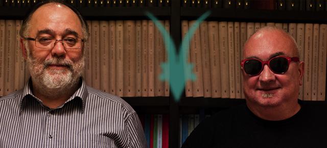 Historia de la editorial Valdemar: Charla con Rafael Díaz Santander y Juan Luis González Caballero, editores