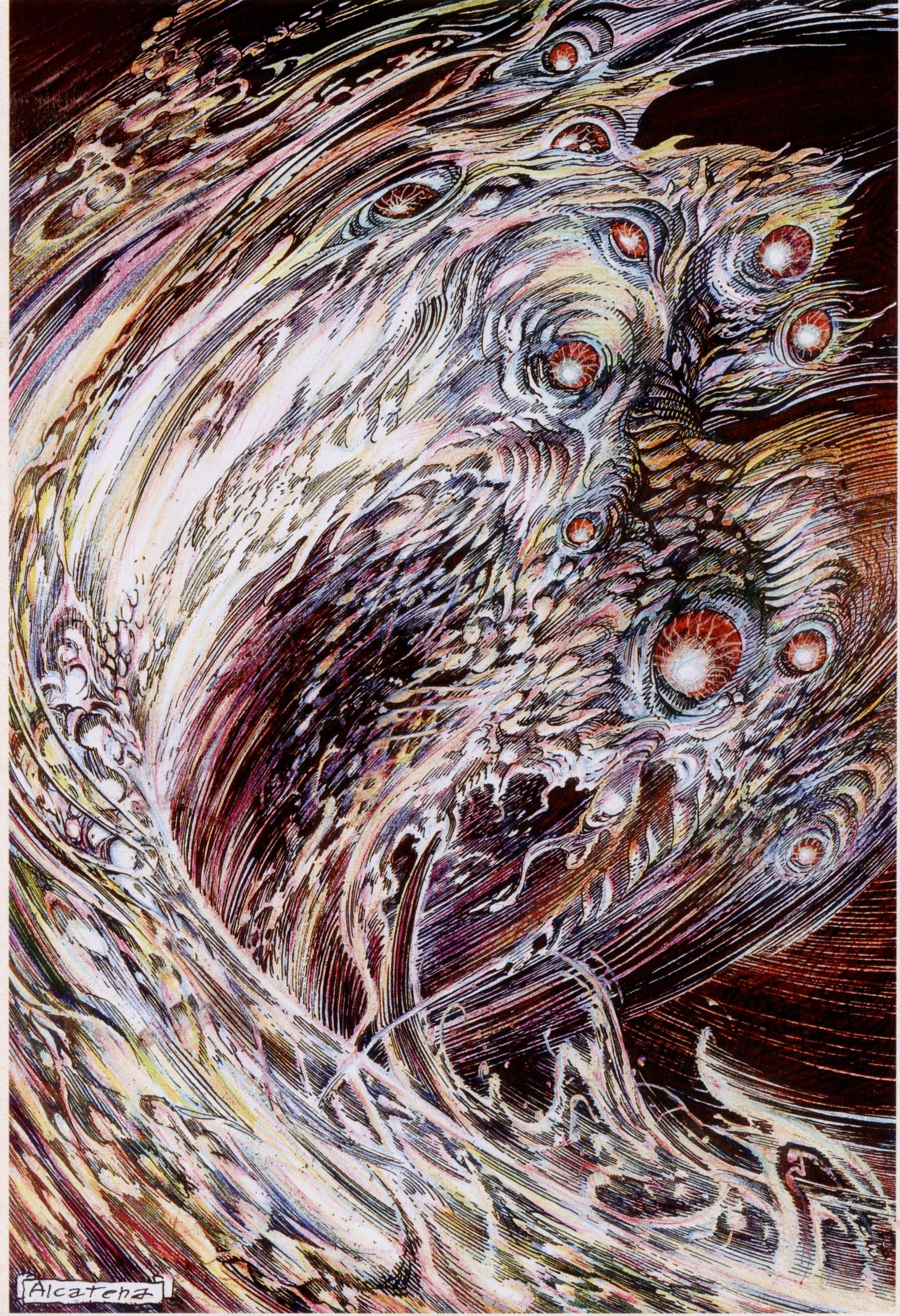 Shogooths Bestiario Lovecraft