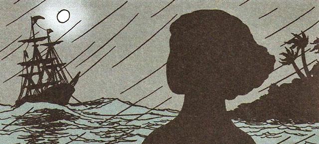 Theodore Poussin El integral (1), Frank Le Gall: Las aventuras del héroe con estrella