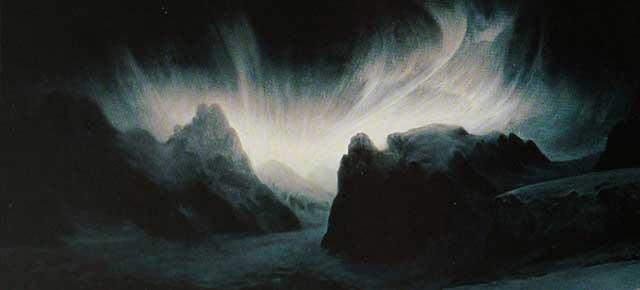 El terror del Hielo: Tormentas de acero, hielo y nieve