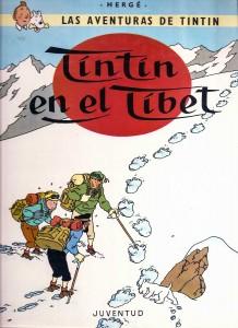 Tintin-en-el-Tibet-8 Fabulantes