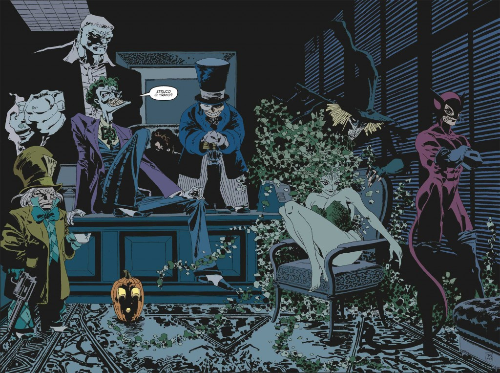Batman-Largo-Halloween-Monstruos-Fabulantes