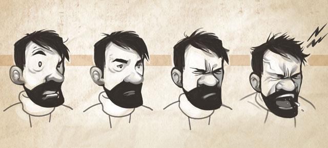 Secundarios de cómic: El capitán Haddock