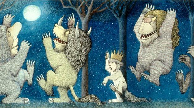 Donde viven los monstruos, Maurice Sendak: Revelando el lado más oscuro de la infancia