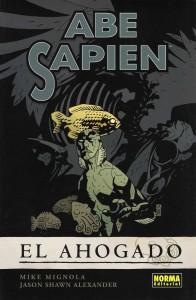 Abe-Sapien-El-Ahogado-Mike-Mignola-Norma