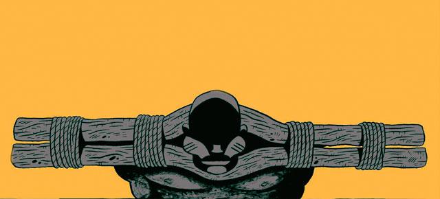 Atar Gull, Nury/Brüno/Croix: Lo que hace hombres a los hombres