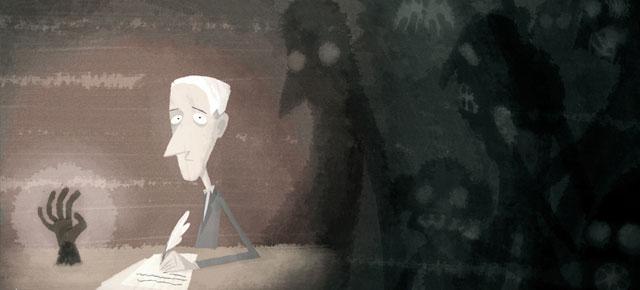 La pata de mono y otros cuentos macabros, William Wymark Jacobs: Risas nerviosas