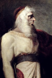 Prospero, 1786-89 (oil on canvas)
