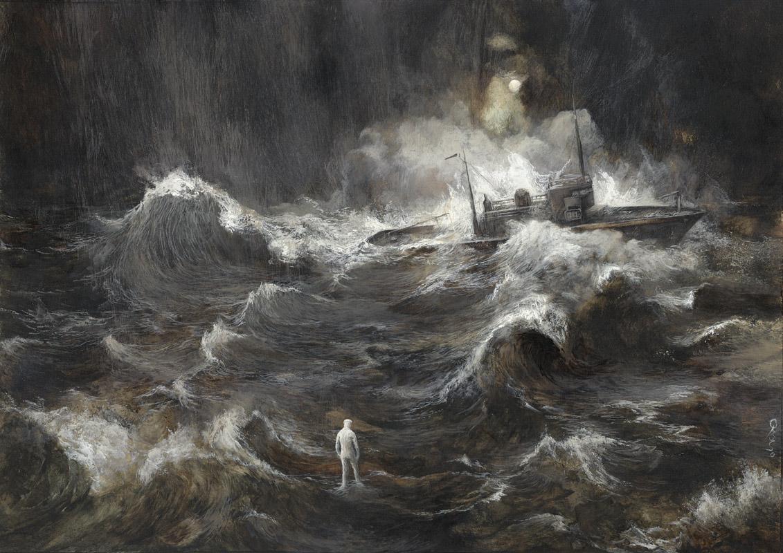 La guardia de Jonás, Jack Cady: Llamémosles Ismael