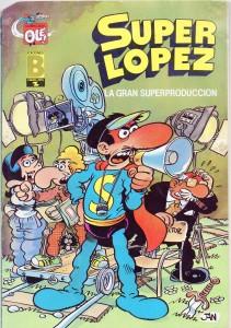 Superlópez-Portada La gran superproducción-JAN