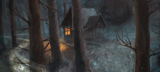El secreto del Bosque Viejo, Dino Buzzati: Una vuelta a la infancia