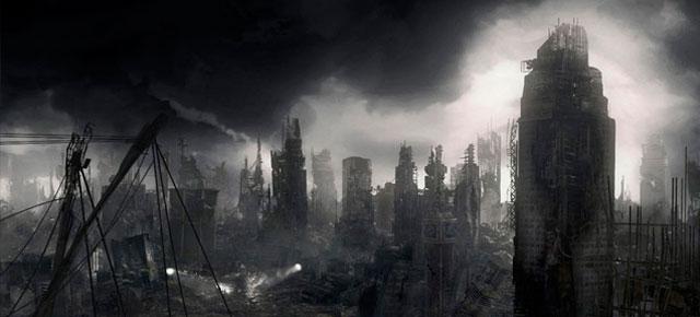 Desolación, Hugh Howey: Una exploración psicosocial de la la autoaniquilación humana