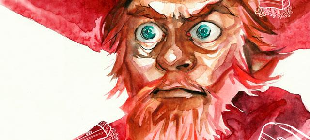 Tiempos interesantes, Terry Pratchett: ¡Suerte Adicional al Cometido del Pueblo!