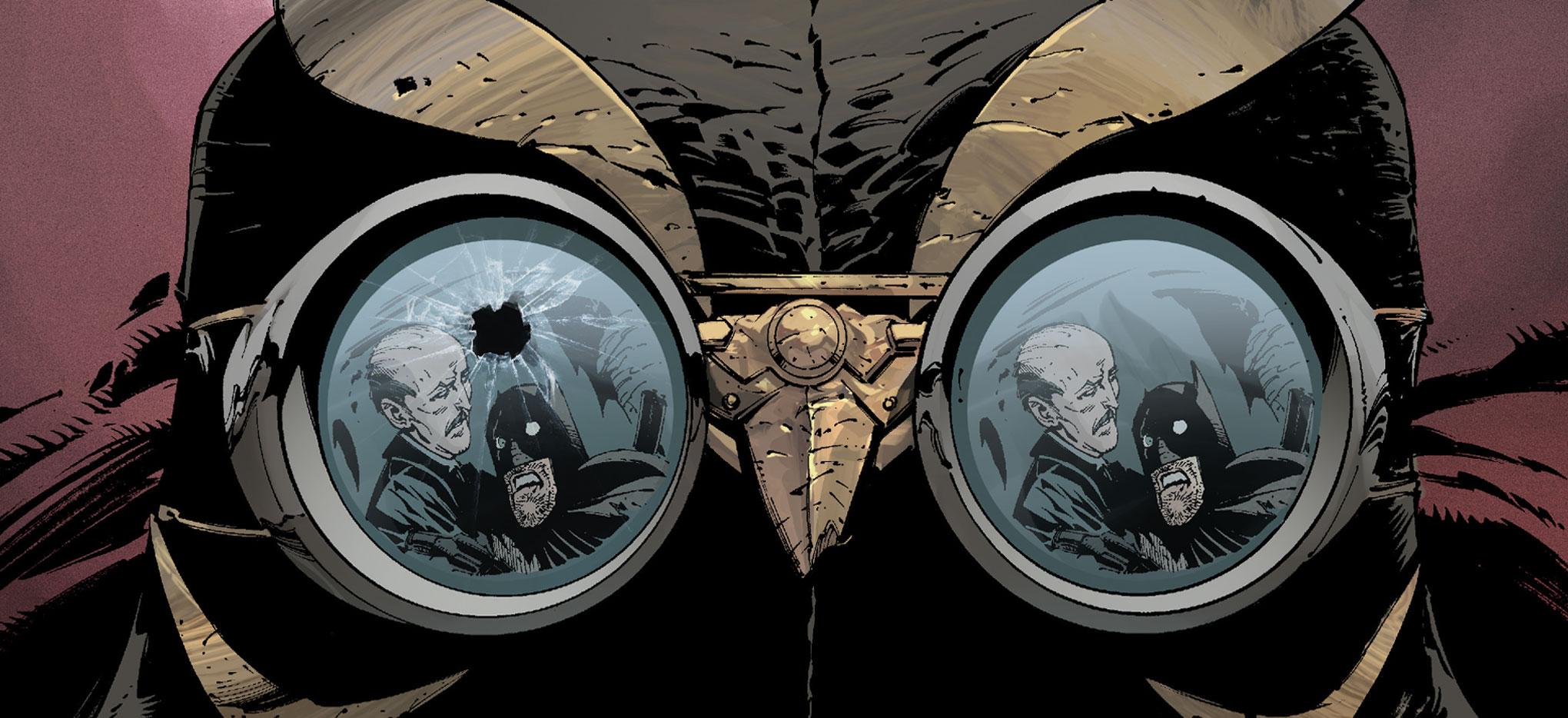 Batman. El tribunal de los búhos. Scott Snyder/Greg Capullo: ¿Cómo acabar con una leyenda?