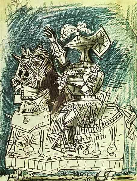 Picasso e Italo Calvino