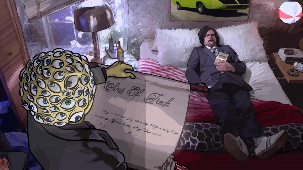 Fotograma de la película dirigida por Richard Linklater en 2006