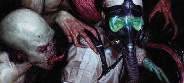 Nocturna, Guillermo del Toro/Chuck Hogan: Pandemia vampírica