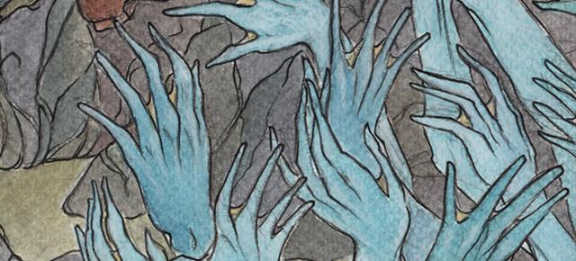 La piel fría, Albert Sánchez Piñol: Tristes árticos