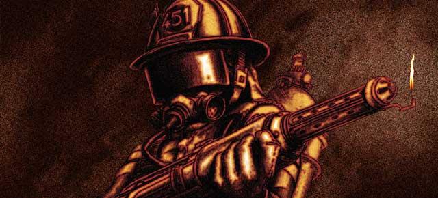Fahrenheit 451, Ray Bradbury: ¡Adiós, queridos libros!