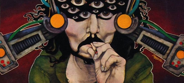 Una mirada a la oscuridad, Philip K. Dick: El reflejo inverso de la búsqueda de sentido