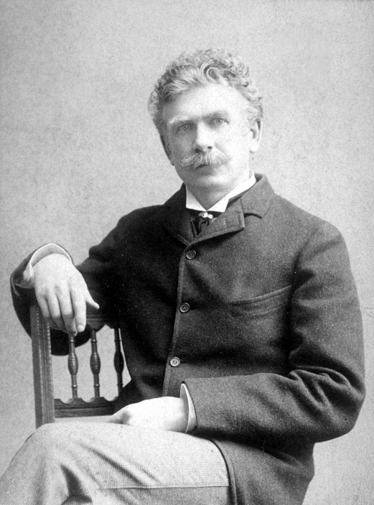 Ambrose Bierce, 1892