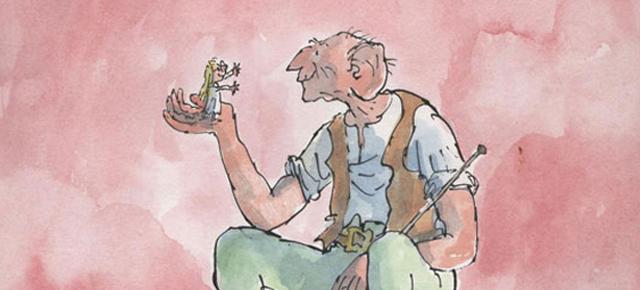 El gran gigante bonachón, Roald Dahl: La irreversible sonrisa de los niños