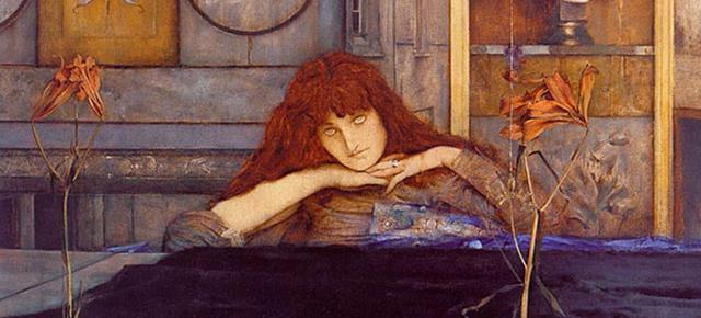 El tiempo de la noche, William Sloane: Entre los velos del misterio