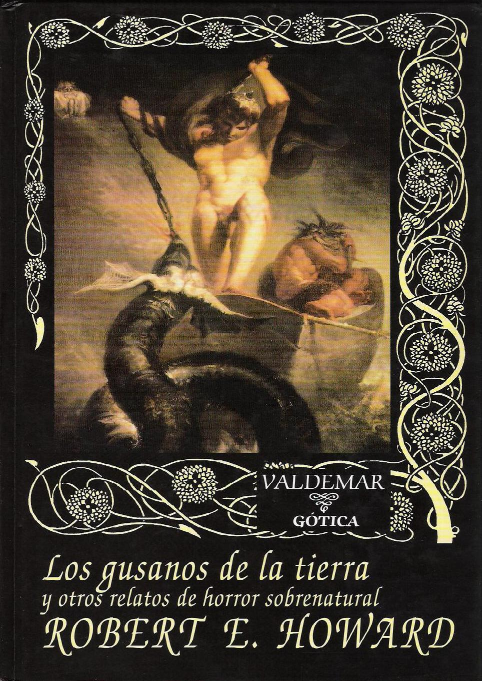 los gusanos de la tierra Valdemar