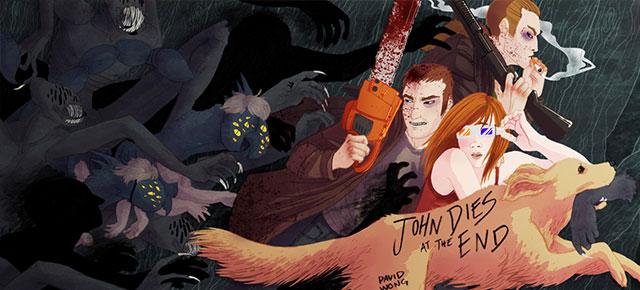John muere al final, David Wong: El humor y el terror de las buenas ideas