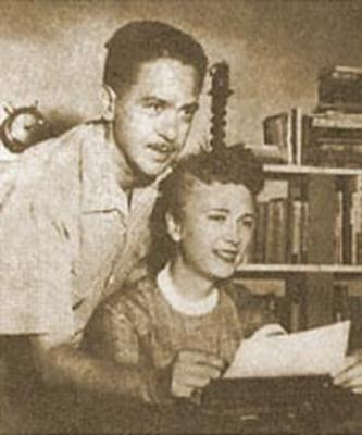 Las dos cabezas de Lewis Padgett en acción; Catherine Lucille Moore y Henry Kuttner