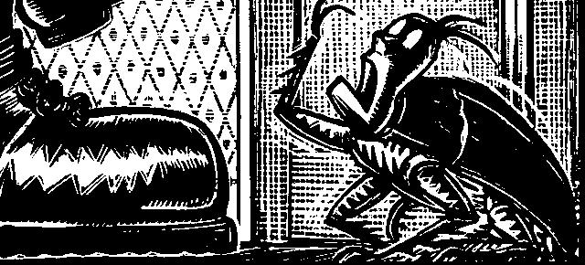La metamorfosis, Franz Kafka/ Peter Kuper: Alienación en familia