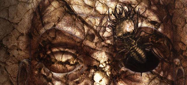 Los reyes de la arena, George R. R. Martin: Dios es una enferma mente-colmena