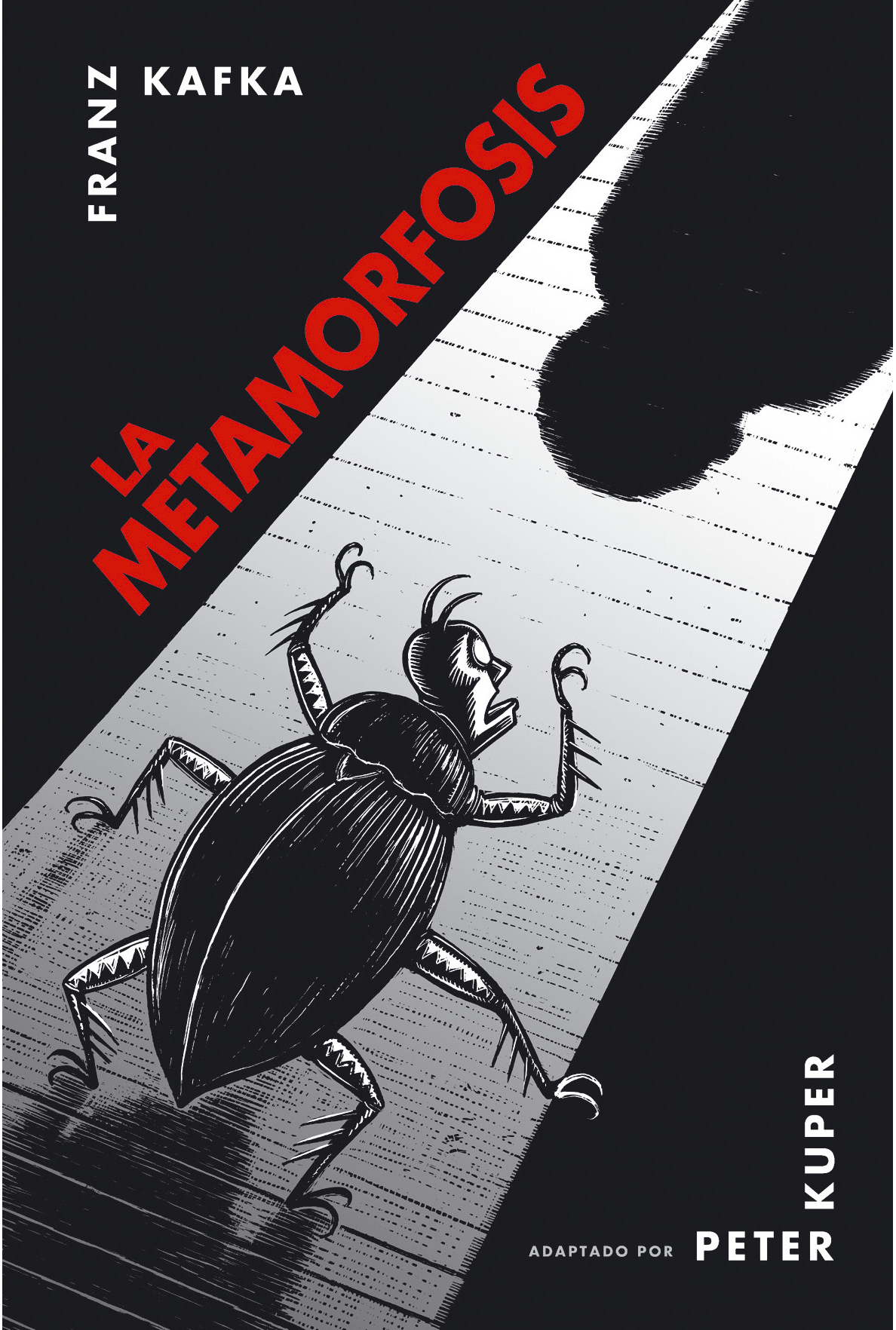 """metamorphosis by peter kuper essay Required text: graphic novel from the metamorphosis by peter kuper recommended pacing: pp 107-125 reading skill: """"summarize text"""" call out boxes focus on section f, g, i, m, r, t, and i2, of the text."""